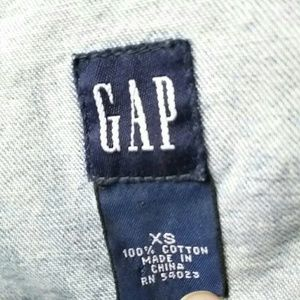 GAP Jackets & Coats - Gap Distressed Denim Jean Jacket